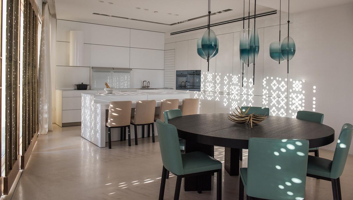 20 - דירה בהרצליה, עיצוב רות ארד ומשרד SIAW