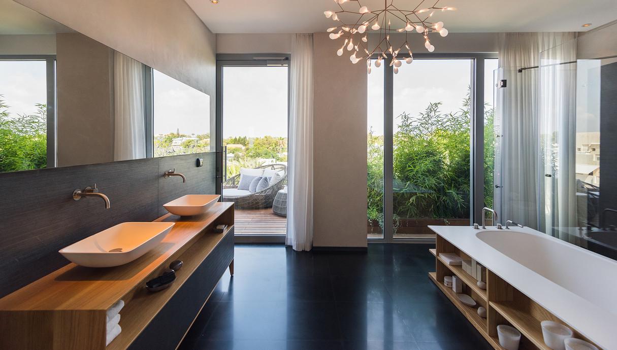 7 - דירה בהרצליה, עיצוב רות ארד ומשרד SIAW
