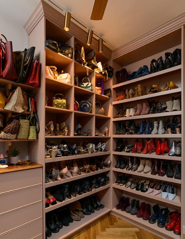 אחסון נעליים, עיצוב שני רינג, ג - 1 (צילום: אדריאן דודה)