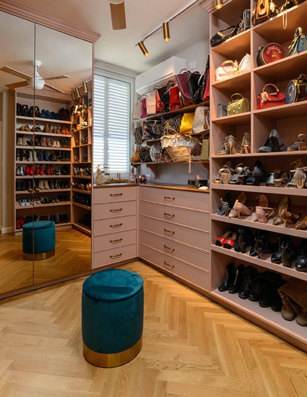 אחסון נעליים, עיצוב שני רינג, ג - 2 (צילום: אדריאן דודה)