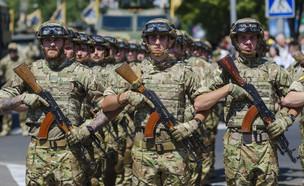 גדוד אזוב (צילום: Evgeny Sosnovsky / Shutterstock.com)