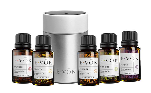 צרכנות דצמ 20, תרכובות שמנים אתריים EVOK מבית JEUNESSE  GLOVAL (צילום: יחצ)