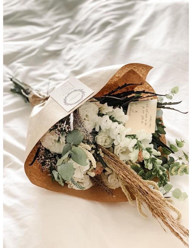 צרכנות דצמ 20, wildflower זר קרין עם פמפס 150 שח, להשיג באתר (צילום: קרין אלוש)