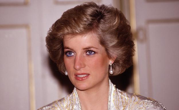 הנסיכה דיאנה, 1988 (צילום: David Levenson/Getty Images)