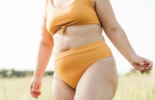 גוף אישה (צילום: shutterstock)