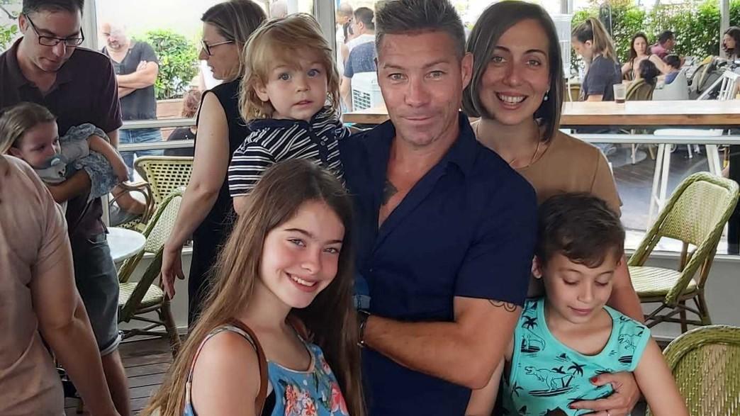 משפחת פירסון (צילום: האדיבות המצולמים)