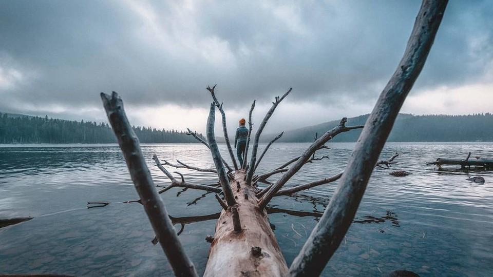 אגם (צילום: צילום מתוך עמוד האינסטגרם kyndrissa)