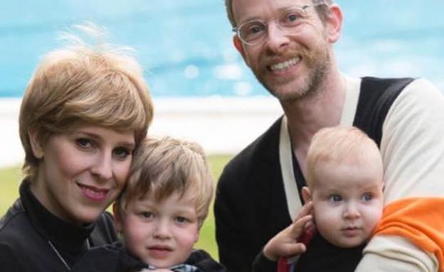 משפחת גולדהבר (צילום: יחסי ציבור)