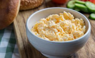 סלט ביצים בדליקטסן (צילום: עידית בן עוליאל, יחצ)