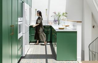 דירה בתל אביב, עיצוב נעה בר וטל מידן, ג - 6 (צילום: איתי בנית)