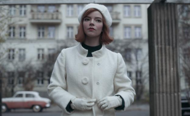 """מתוך """"גמביט המלכה"""" (צילום: יח""""צ באדיבות Netflix)"""