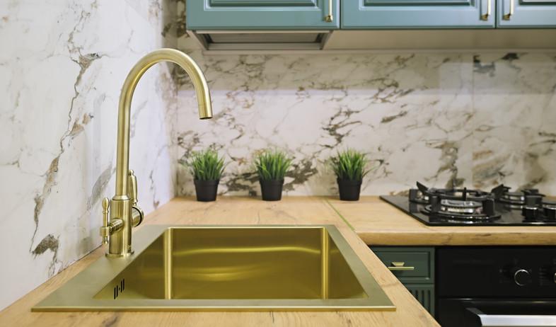 כיור מטבח (צילום:  KelaVi, Shutterstock)