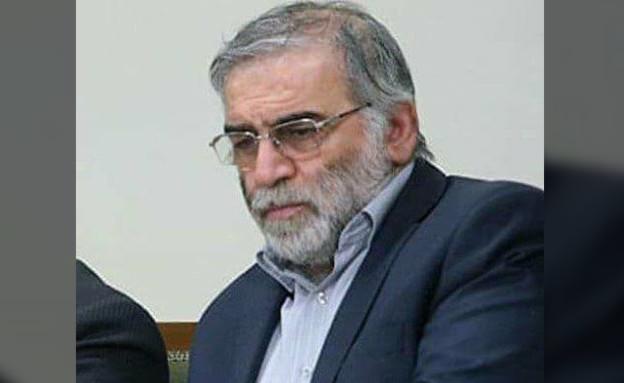ראש תוכנית הגרעין האירנית, מוחסן פח'ריזאדה