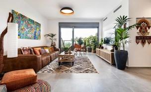 דירה בשרון, עיצוב לימור גאיר (צילום: אורית ארנון)