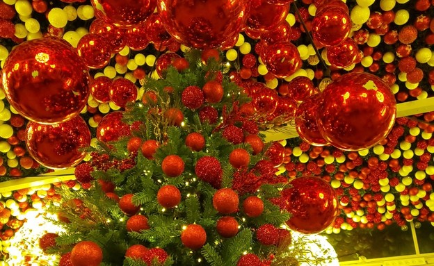מסעדת שטרודל חג המולד חיפה  (צילום: מישל שחאדה, יחסי ציבור)