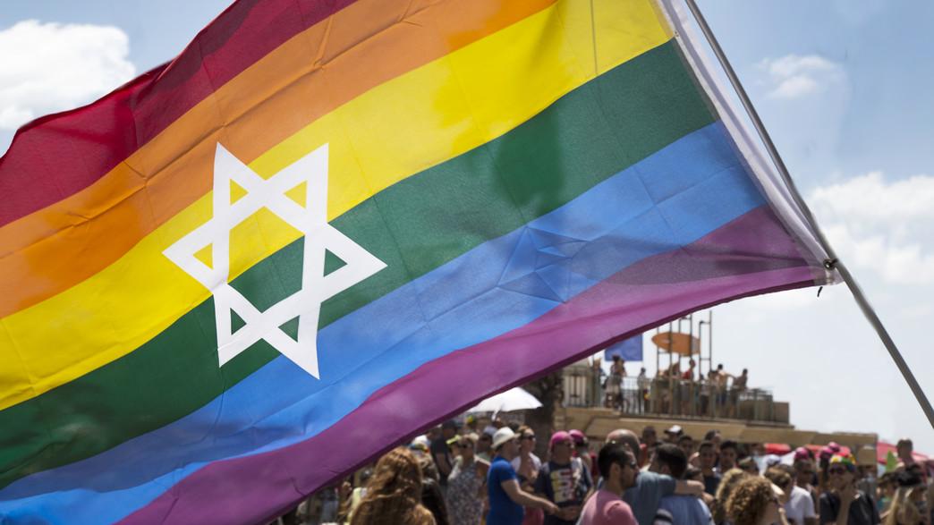 דגל הגאווה (צילום: hafakot, Shutterstock)