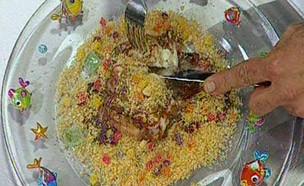 המנה של אינה 2 (תמונת AVI: מאסטר שף)
