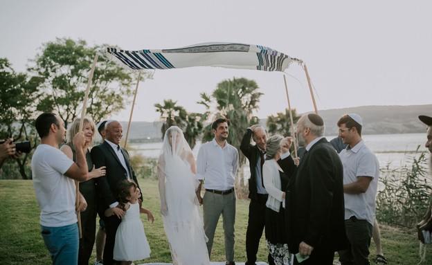 חתונות קורונה (צילום: חן לוי)