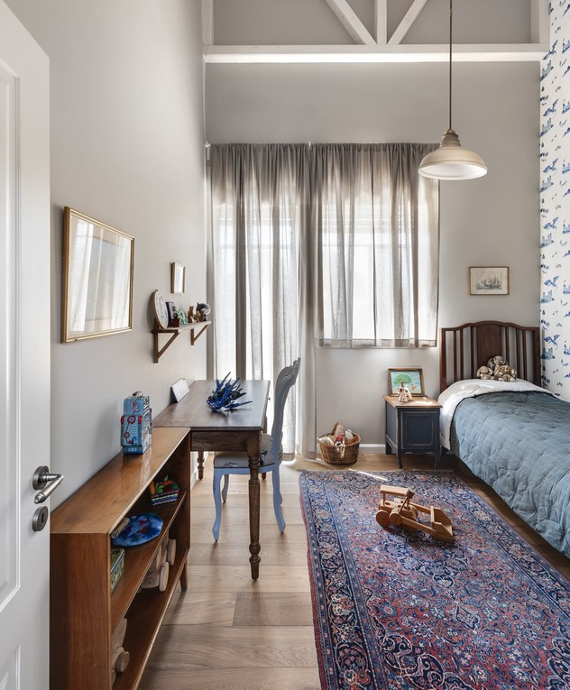בית בשוהם, עיצוב דניאל זריהן בייצ'ר, ג, חדר בן