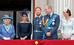 משפחת המלוכה, 2018 (צילום: Max Mumby/Indigo/Getty Images)