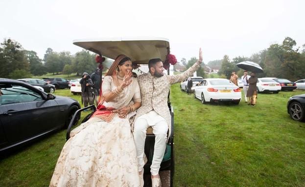 חתונות קורונה (צילום: greg fulks)
