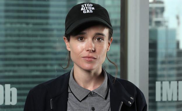 אליוט פייג', 2019 (צילום: Rich Polk/Getty Images for IMDb)