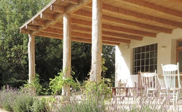 הבית הטמפלרי באלוני אבא (צילום: צילום פרטי, גלובס)