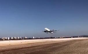 הטיסה הישראלית הראשונה המריאה לדובאי  (צילום: ישראייר, mako חופש)