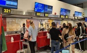 לקראת הטיסה המסחרית הראשונה לדובאי (צילום: ישראייר)
