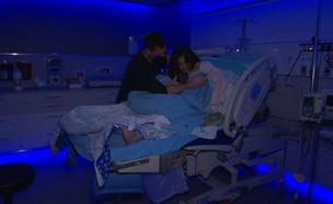 בתי החולים מציעים ליולדות חוויה חדשה (צילום: החדשות 12)