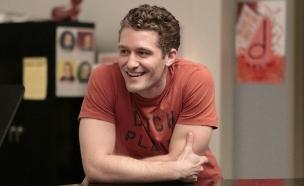 """מת'יו מוריסון, """"Glee"""" (צילום: יח""""צ באדיבות yes)"""