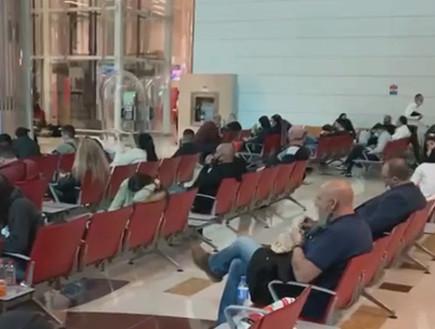 הנוסעים כבר הפקידו את מזוודות - הטיסה של אייר סיישל לארץ בוטלה ברגע האחרון