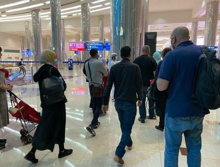 חשד: בדובאי זייפו תוצאות קורונה לתיירים