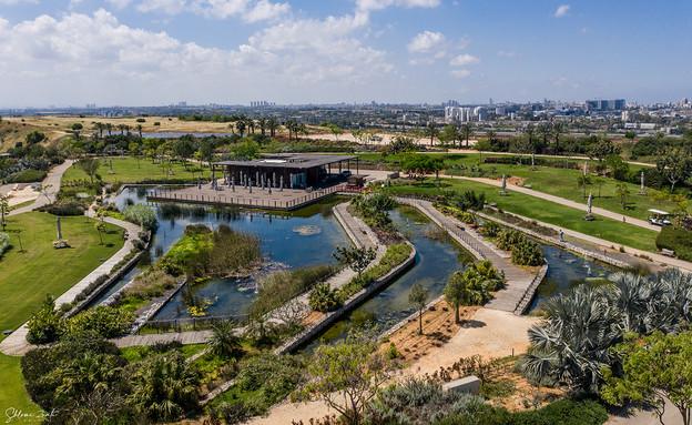 פארק אריאל שרון (צילום: שלומי זנאתי)