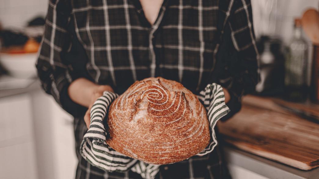לחם בריא (צילום:  Regina Foster, shutterstock)