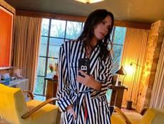 הפיג'מה של ויקטוריה בקהאם עצבנה את הגולשים  (צילום: ערב טוב עם גיא פינס, קשת 12)