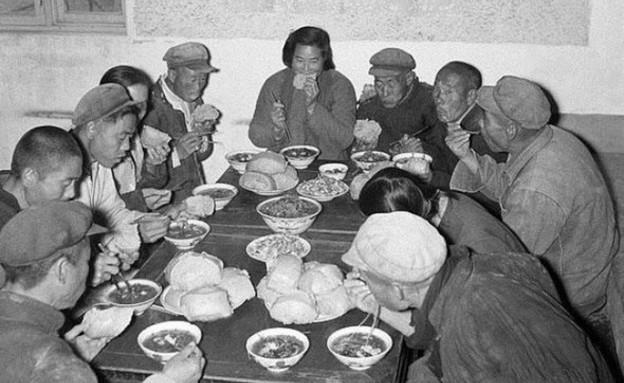 הרעב הגדול בסין