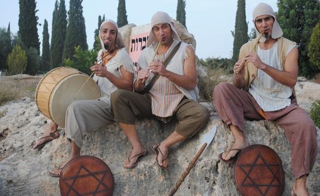 חם בחנוכה בחבל מודיעין -תיאטרון אספלט (צילום: שרון חן)