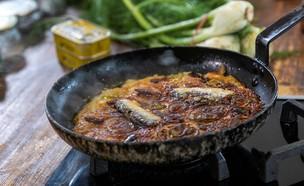 רושטי של הדיי עפאים (צילום: דנה בר סימן טוב, אוכל טוב)