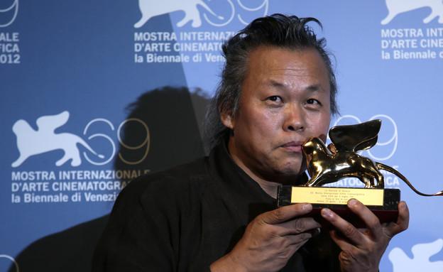 קים קי דוק הבמאי הקוריאני (צילום: רויטרס, מוטי קמחי)
