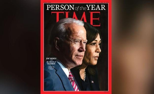 ג'ו ביידן וקמלה האריס  (צילום: CNN)