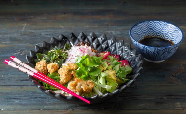 הצ'יראשי היפני של אתיאלה (צילום: דרור עינב)