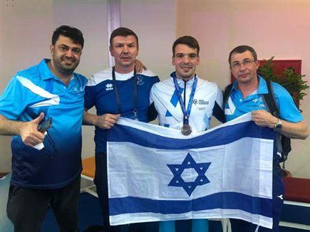 (באדיבות איגוד ההתעמלות בישראל) (צילום: ספורט 5)