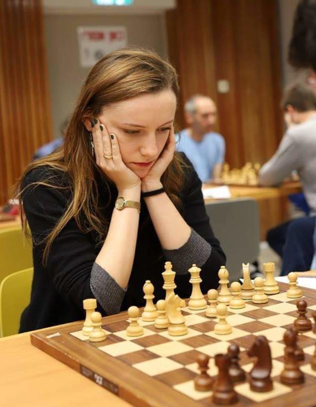 יוליה שחמט (צילום: באדיבות יוליה)