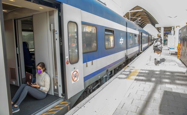 רכבת ישראל (צילום: יוסי אלוני, פלאש 90)