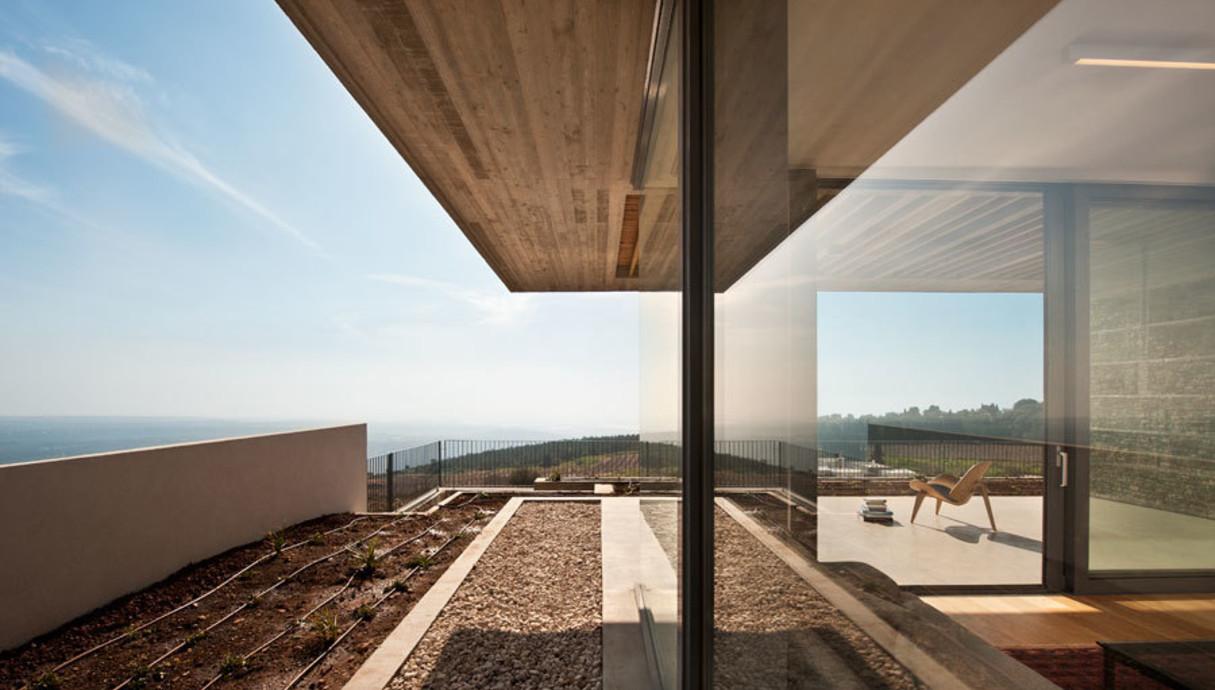 בתי נופש, אדריכלית רוני אלרואי - 7
