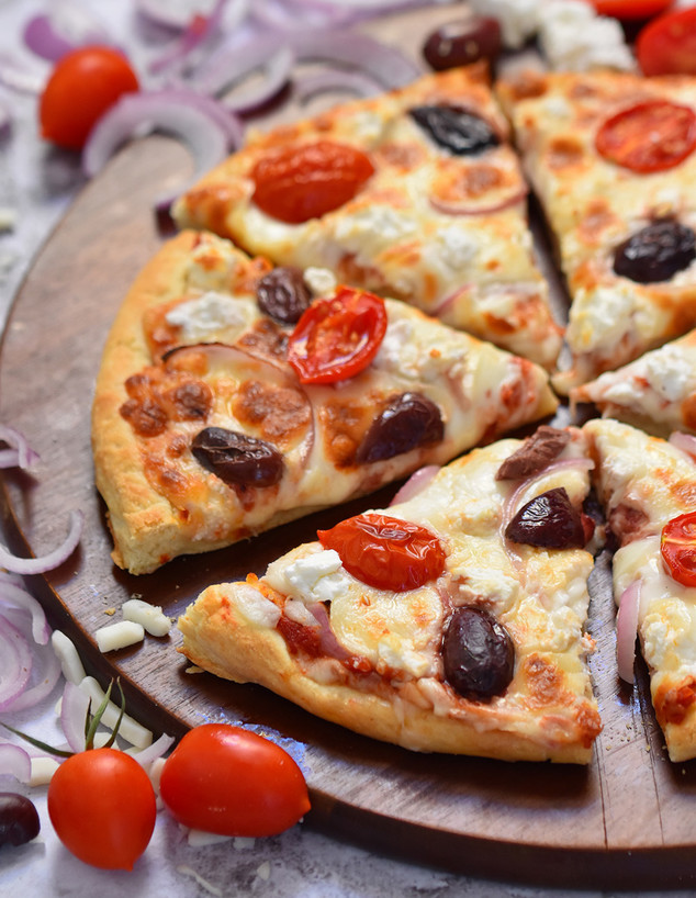 פיצה מוכנה