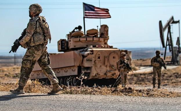 כוחות בסוריה (צילום: DELIL SOULEIMAN/AFP, GettyImages)