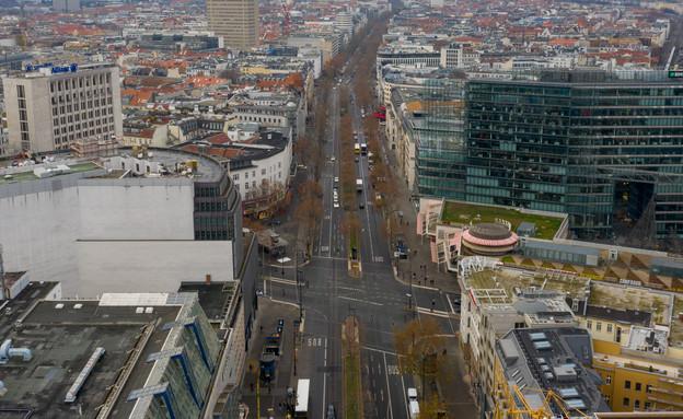 סגר כללי בגרמניה (צילום: Christian Ender, AFP)