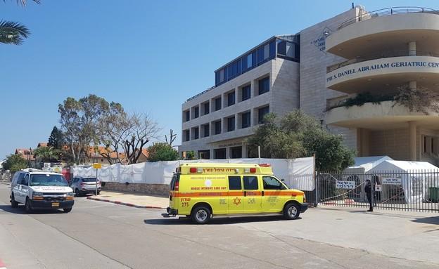 בית חולים לניאדו (צילום: דוברות בית חולים לניאדו)